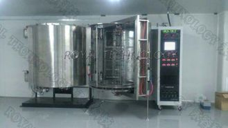 UV Top Coating Metalizing PVD Coating Machine, deposisi film refleksi lampu mobil, Mesin Coating kapasitas besar